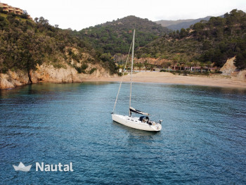 Sailing boat rent Dufour Yachts 44 Performance in Puerto de Roses, Girona