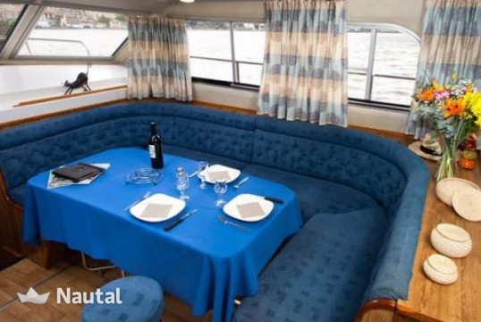 Hausboot chartern Custom Royal Classique, Hindeloopen, Friesland