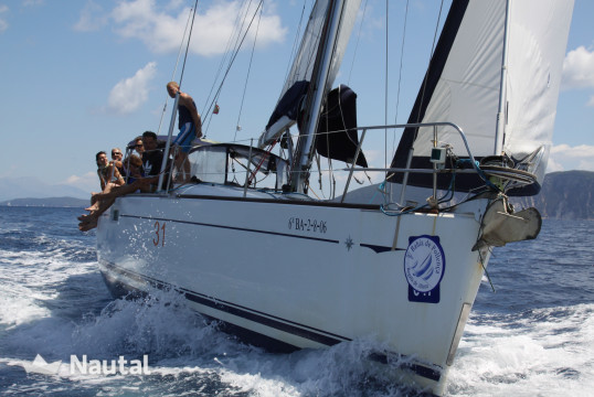 Sailing boat rent Jeanneau SO49 performance  in Badalona, Barcelona