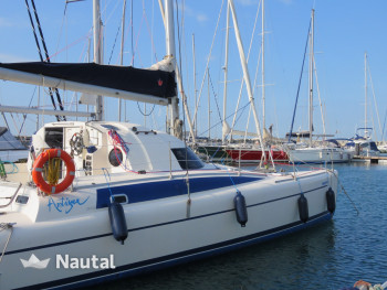 Alquilar catamarán Fountaine-Pajot ANTIGUA 37 en Premià de Mar, Barcelona