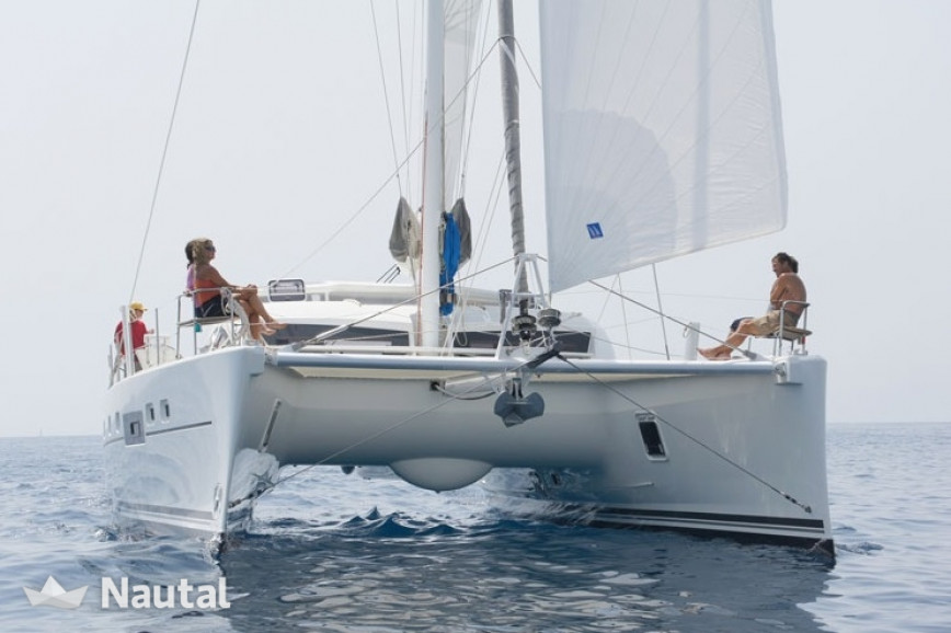 Alquilar catamarán Catana  55 CI with watermaker & A/C - PLUS en Port du Marin, Martinica