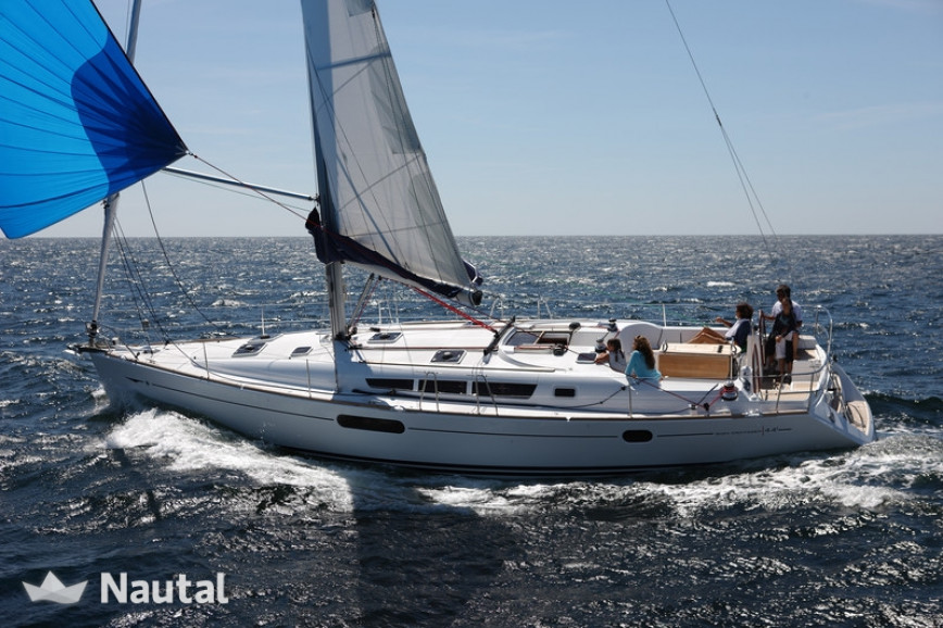 Sailing boat rent Jeanneau  44i in Abell Point Marina, Whitsundays