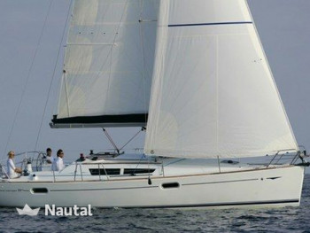 Sailing boat rent Jeanneau Sun Odyssey 39i in Abell Point Marina, Whitsundays