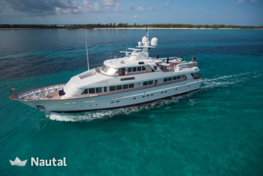 Yacht rent Feadship yachts - in North Palm Beach, South Florida