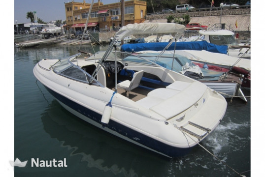 Motorboat rent Starcraft 6,30 in Candado, Málaga
