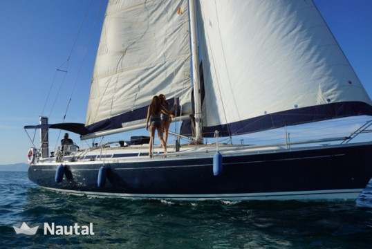 Sailing boat rent Grand soleil 43 in Port d'Alcúdia, Mallorca