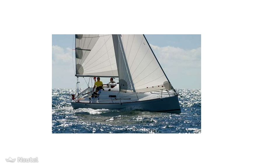 Sailing boat rent Beneteau First 27.7 in Kortgene, Zeeland