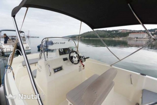 Alquilar lancha Quicksilver 505 Activ Open en Port of Split, Split y Hvar