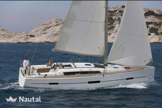 Sailing boat rent Dufour  412 Grand Large (3Cab) in Puerto Deportivo Pasito Blanco, Gran Canaria