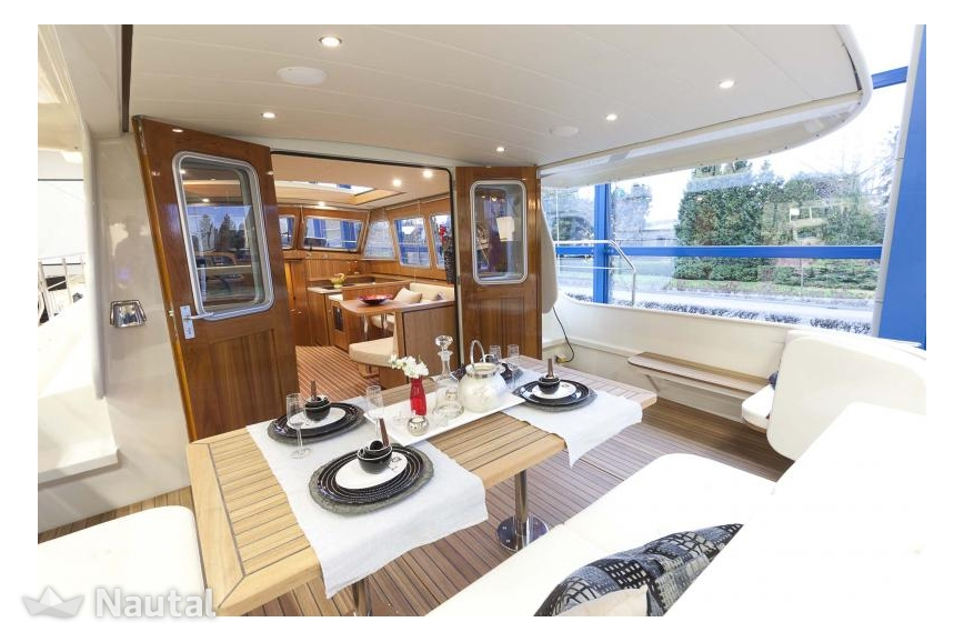 Motorboat rent Linssen  Grand Sturdy 40.9 Sedan in Kortgene, Zeeland