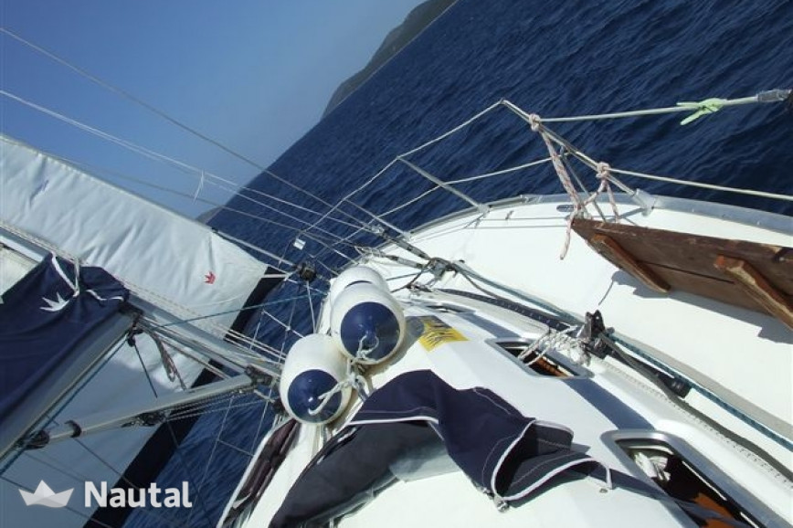 Huur zeilboot Bavaria Yachtbau  37 Cruiser in Port Trogir, Split en Hvar