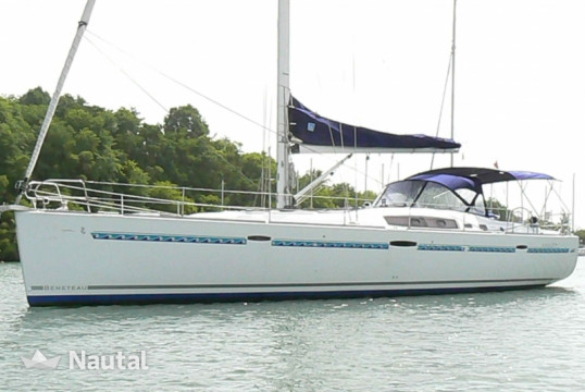 Huur zeilboot Beneteau Oceanis 54  in Port du Marin, Martinique