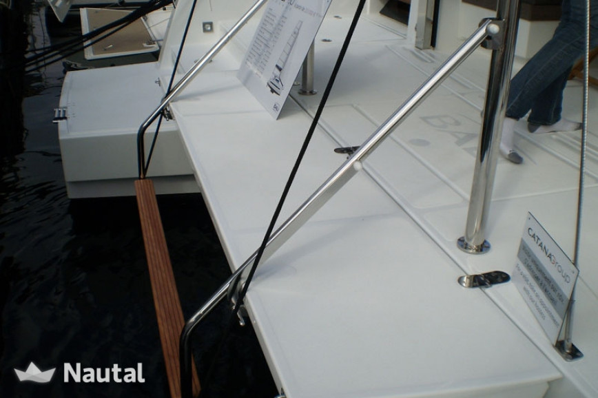 Alquilar catamarán Bali  4.0 with watermaker en Marina de Bas-du-Fort, Guadalupe