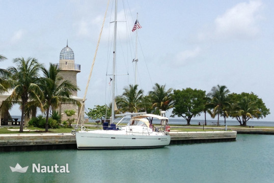 Sailing boat rent Beneteau 40' Beneteau Sailboat in Coconut Grove, South Florida