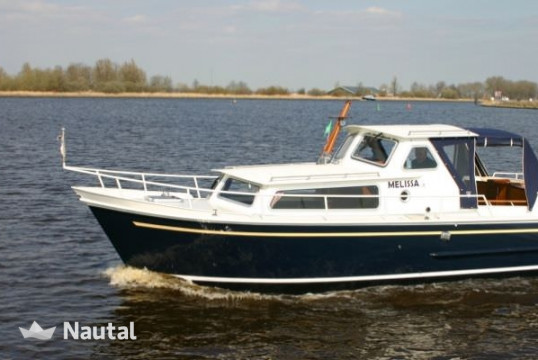Motorboat rent Curtevenne 850 in Terherne, Friesland