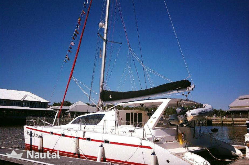 Huur catamaran Robertson & Caine Leopard in Key West Harbour, Florida Keys