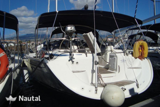 Sailing boat rent Bavaria Yachtbau  50 Cruiser in Las Galletas, Tenerife