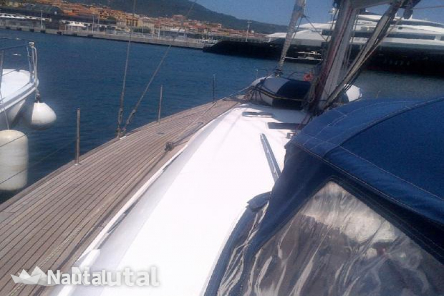 Sailing boat rent Beneteau Oceanis 50 Family in Port de Corbières ...