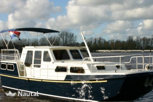 Motorboat rent Rogger 1000 in Terherne, Friesland