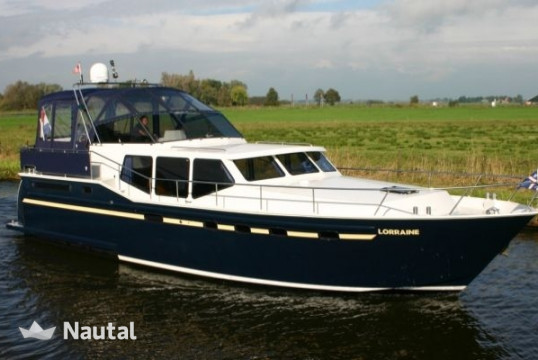 Houseboat rent Vacance 1300 in Terherne, Friesland