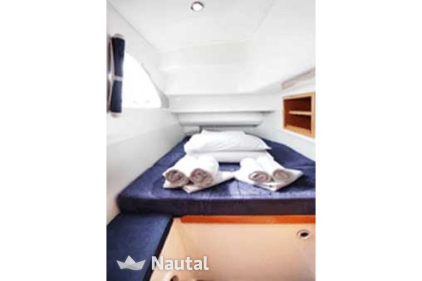 Catamaran rent Seawind  1250 in Abell Point Marina, Whitsundays