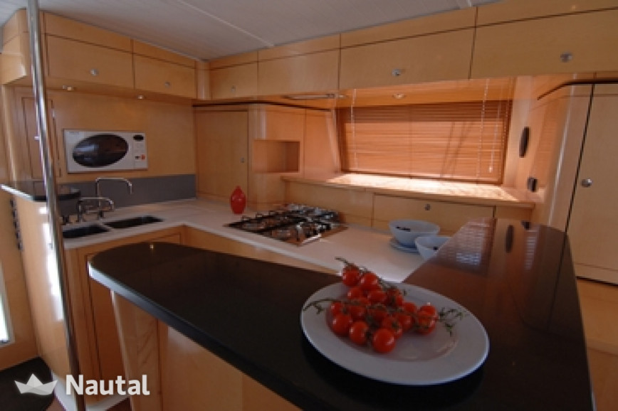 Motorboat rent Fountaine Pajot Cumberland 46 in Abell Point Marina, Whitsundays
