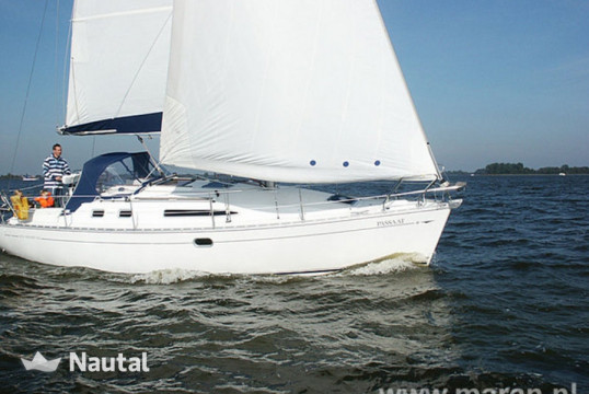 Huur zeilboot Jeanneau S.O. 34.2 in Terkaple, Friesland