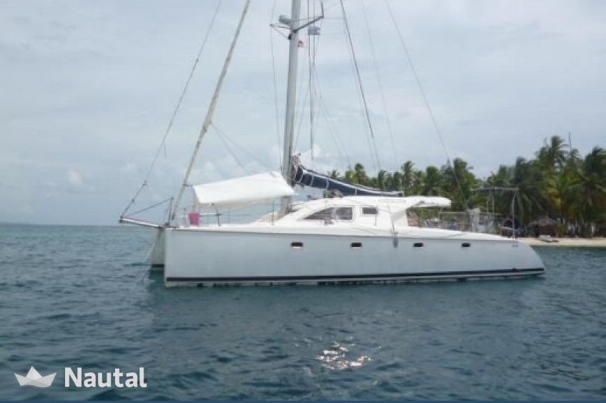 Catamaran rent Nautitech  435 in San Blas, Colon