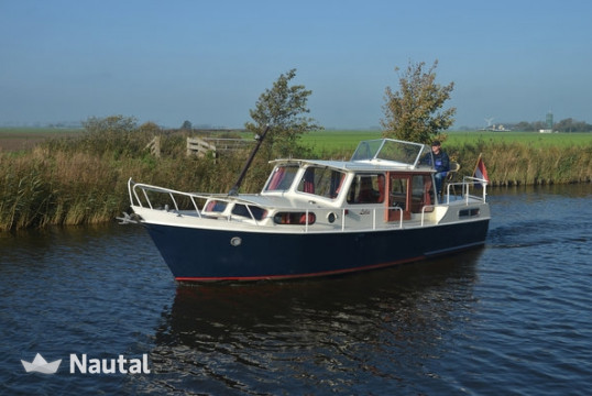 License free boat rent Custom made Kempala 920 in Koudum, Friesland