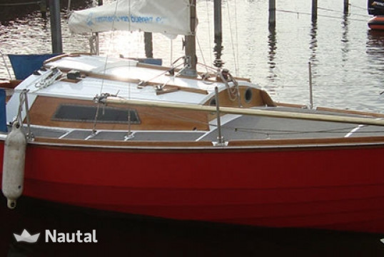 Sailing boat rent Waarschip 725 in Huizen, North Holland