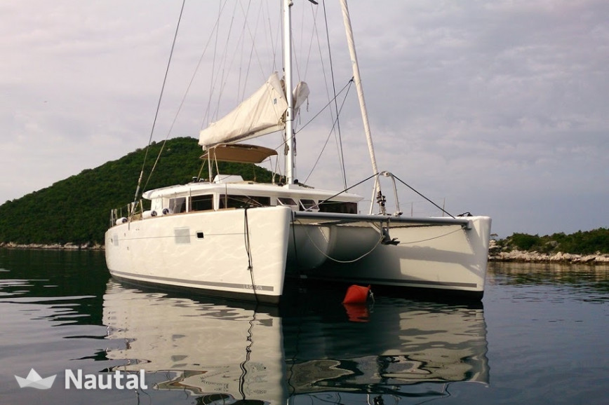 Catamaran rent Lagoon  450 in Rogač (Split), Split, Hvar