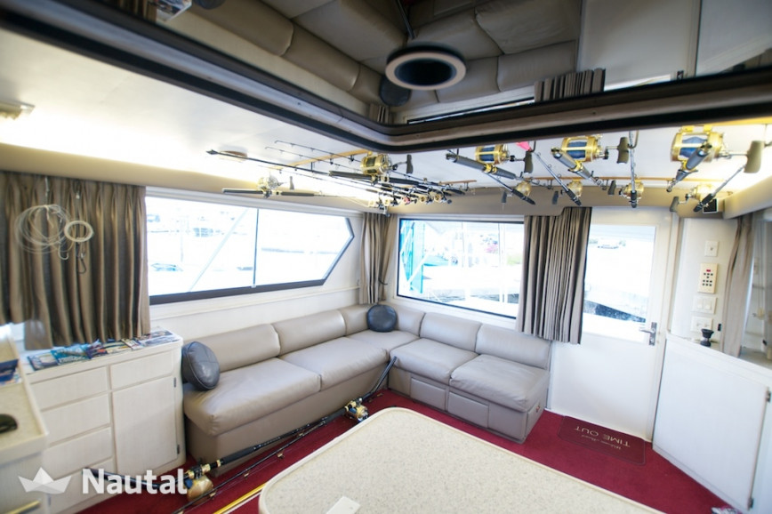 Fishing boat rent Hatterras 51' in Miami Beach, South Florida