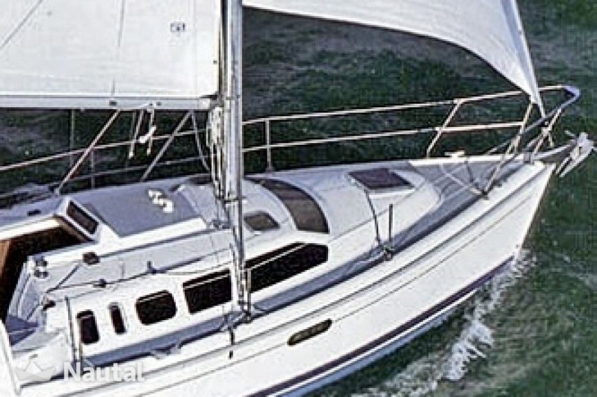Sailing boat rent Hunter 320 in Yachthafen Flensburg, Baltic Sea - Flensburg