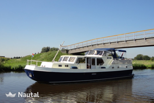 Motorboat rent Custom made Delos 1430 in IJsselstein, Utrecht