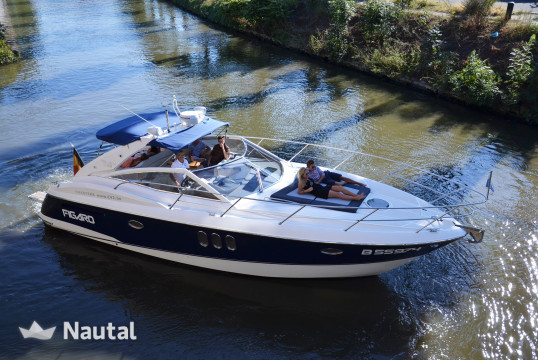 Yacht rent Absolute 39 in Gent, Flanders