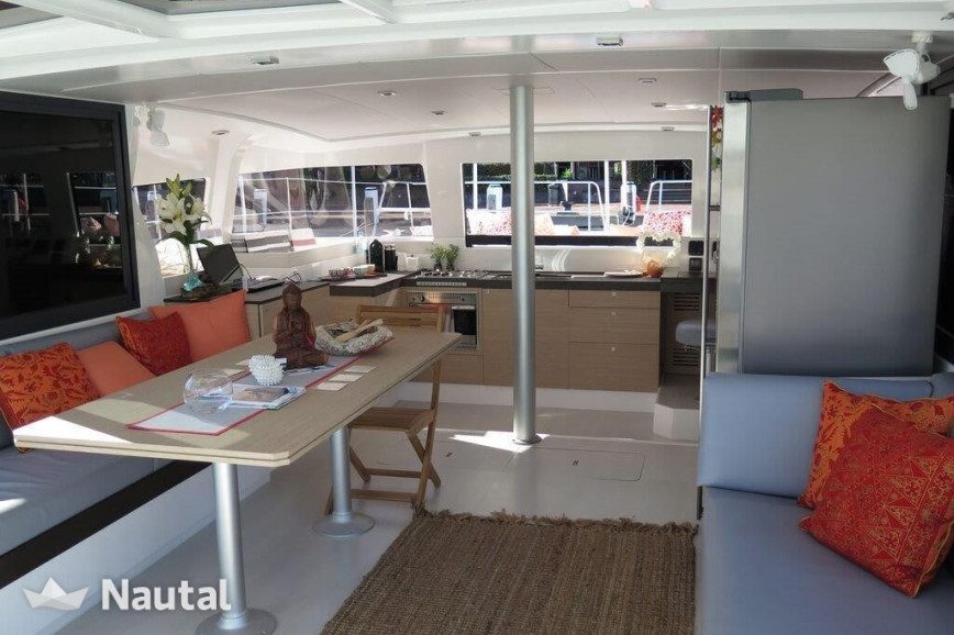 Alquilar catamarán Catana Bali 4.3 with watermaker & A/C - PLUS en Marina de Bas-du-Fort, Guadalupe