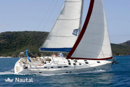 Sailing boat rent Beneteau Oceanis 473 (3 cab) in D-Marin, Fethiye