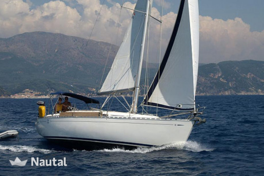 Sailing boat rent Dufour Dufour 36 in D-Marin, Fethiye