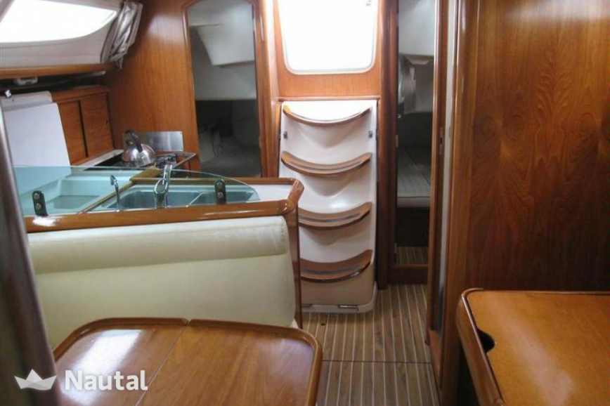 Sailing boat rent Jeanneau Sun Odyssey 35 in Port of Zaton ... | 868 x 578 jpeg 255kB