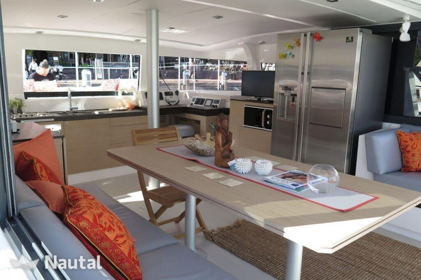 Catamaran rent Catana Bali 4.3 Luxe with A/C in Abell Point Marina, Whitsundays