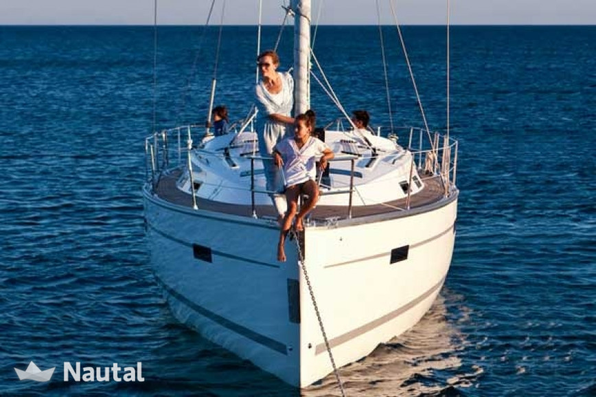 Sailing boat rent Bavaria  Cruiser 40 (3Cab) in Marina Lauterbach, Baltic Sea - Rugen