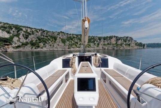 Sailing boat rent Dufour  412 Grand Large in Castellammare di Stabia, Campania