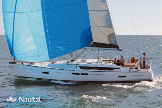Sailing boat rent Jeanneau  469 in S'Arenal, Mallorca