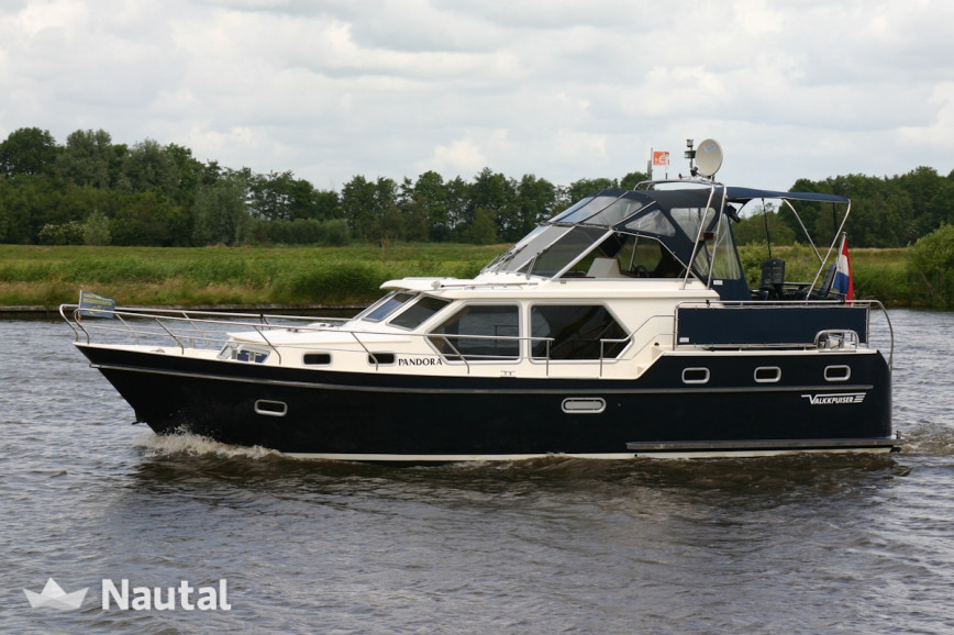Huur motorjacht Custom made Heechvlet in Watersportboulevard 't Ges, Friesland