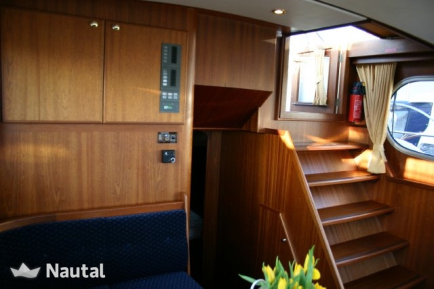 Houseboat rent Argos Line 1250  in Watersportboulevard 't Ges, Friesland