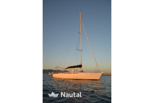 Sailing boat rent Other IBIZA 40 in El Masnou, Barcelona