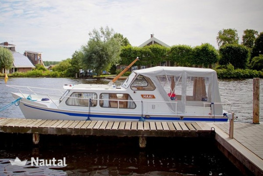 Motorboat rent Palan 800 in Woubrugge, South Holland