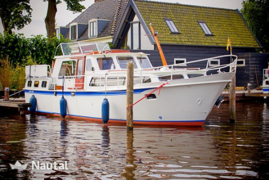 Motorboat rent Custom made 1300 Nautilus in Woubrugge, South Holland