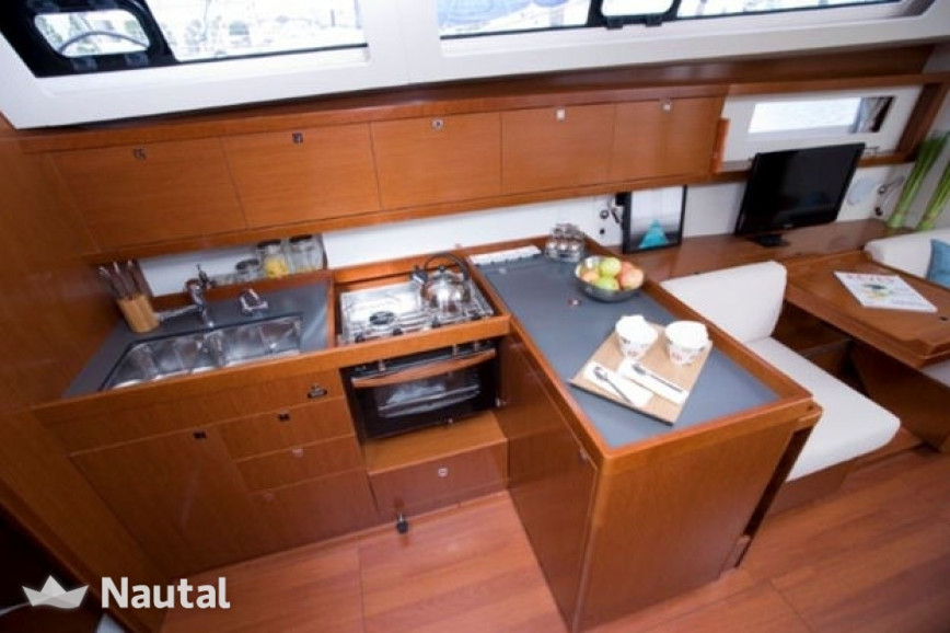 Huur zeilboot Beneteau Oceanis 45 in Key West Harbour, Florida Keys