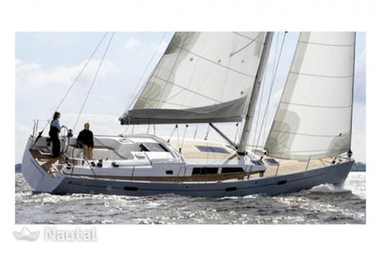 Sailing boat rent Hanse Yachts 470e in Dénia, Alicante